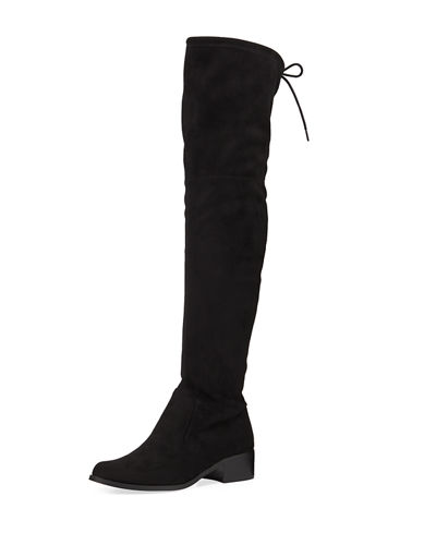 Gunter Over-The-Knee Microsuede® Boot