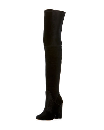 Faith Over-The-Knee Boot