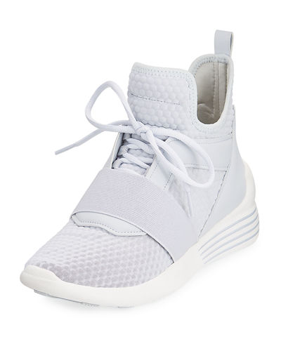 Braydin Neoprene High-Top Sneakers