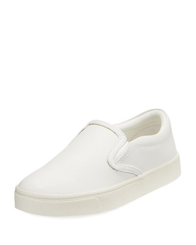Marvin Leather Low-Top Sneakers