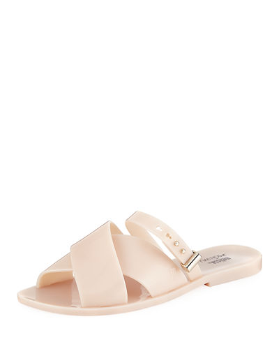 Melissa Shoes Diane + Jason Wu Crisscross Slide