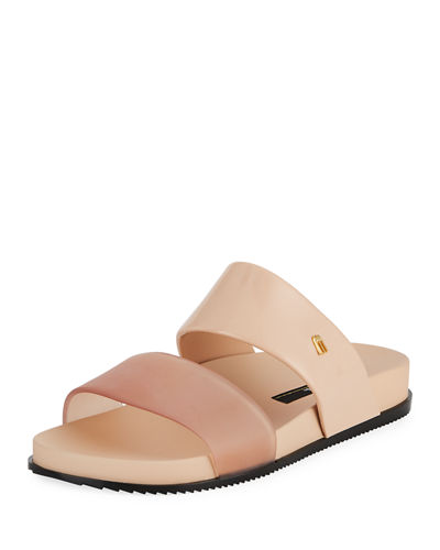 Cosmic Flat Pool Slide Sandal