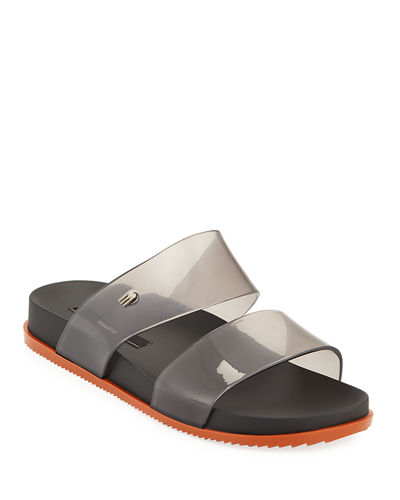 Cosmic Flat Pool Slide Sandals