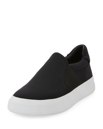 Torin Neoprene Fabric Sneakers