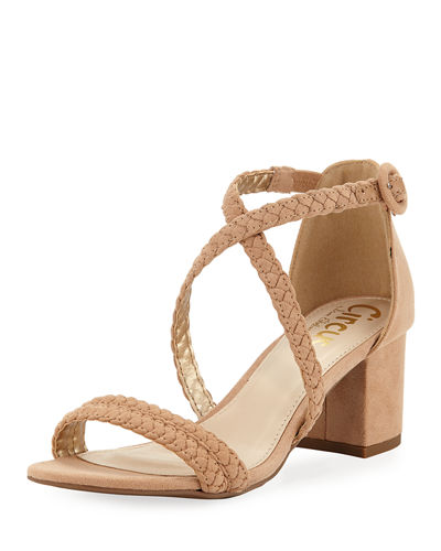 Sallie Braided City Sandal