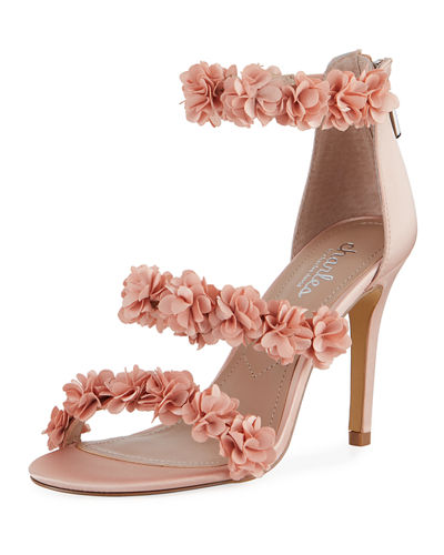 Ria Flower High Sandal