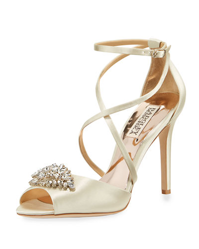 Tatum Embellished High Sandal