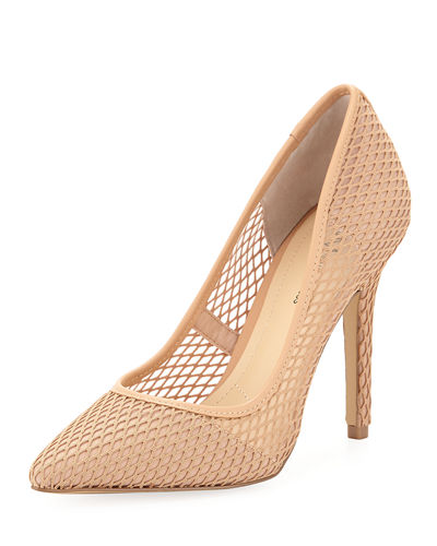 Prestige Mesh Pointed Pump