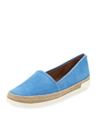 Pilo Suede Slip-On Sneakers