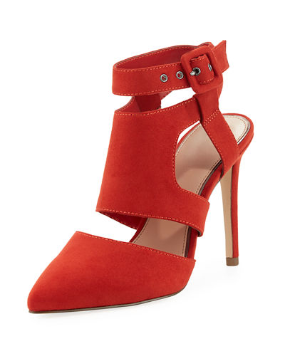 BCBGeneration Heather Dream Microsuede Pumps