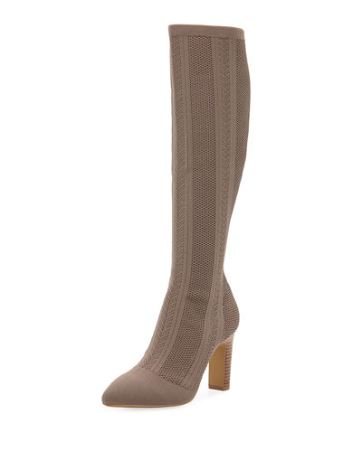 Davis Stretch Over-The-Knee Boots