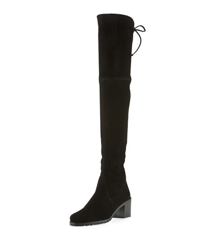 f8e5db1e8dd Stuart Weitzman Elevated Stretch Over-The-Knee Boots