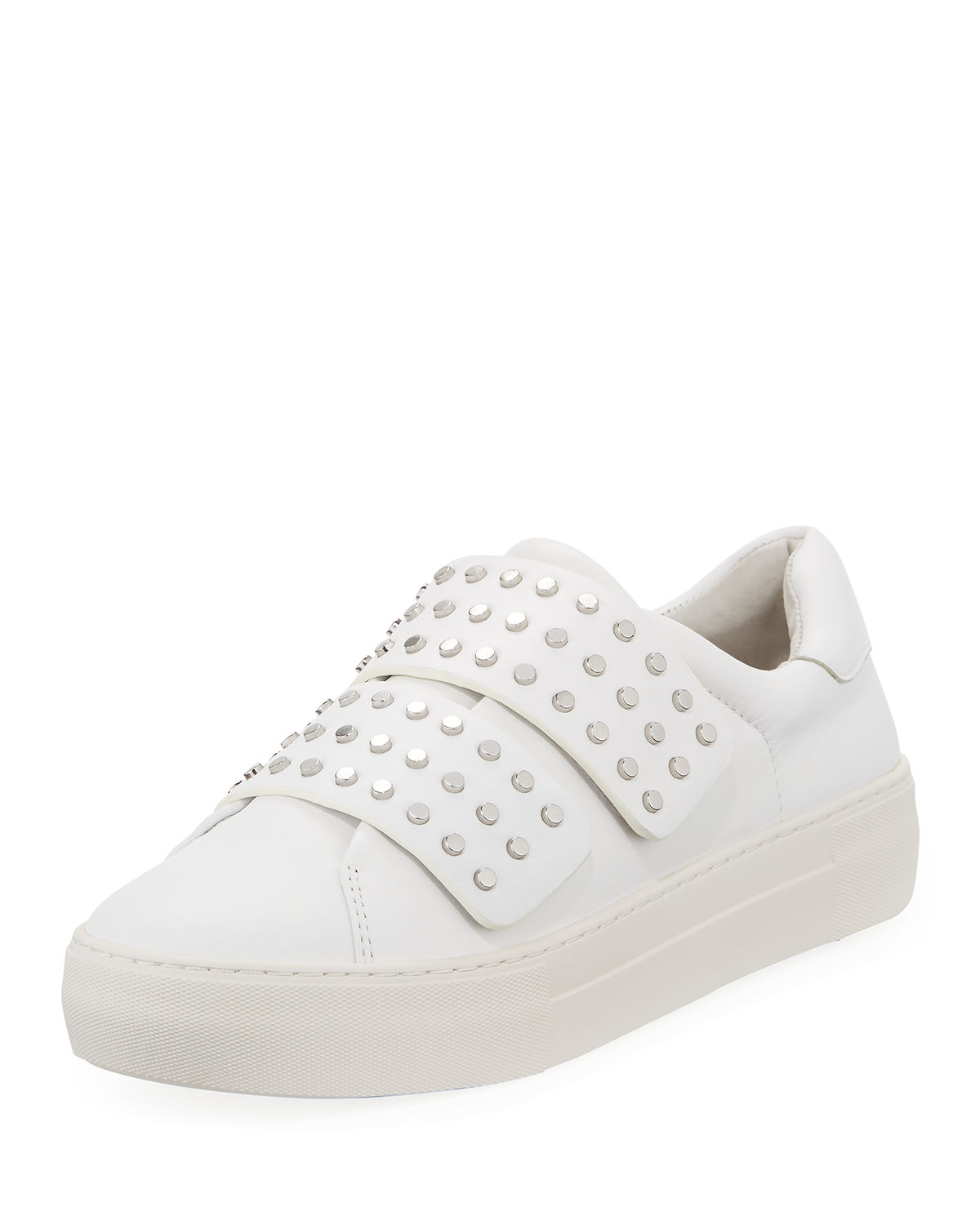 Accent Stretch Fabric Sneakers