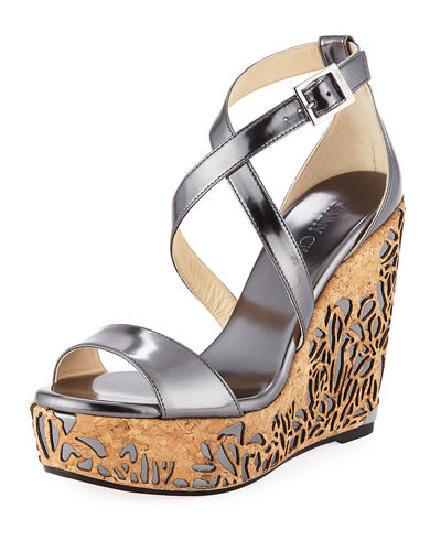 Portia 120 Wedge Sandals