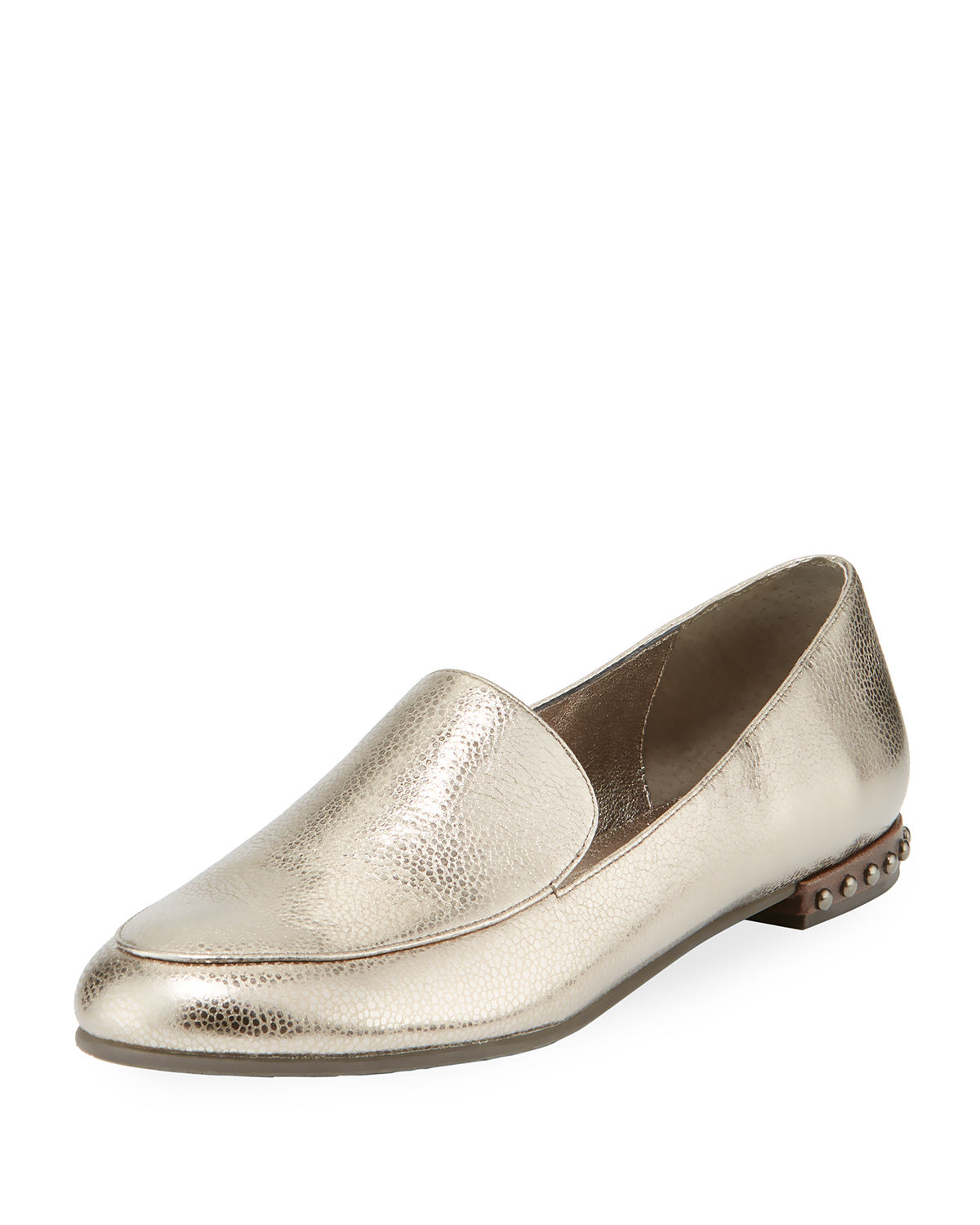 Adrianna Papell BRITT LEATHER MOCCASINS