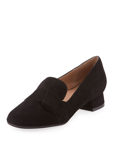 Calf Suede Loafers