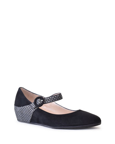 Fashion Comfort Mary Jane Flats