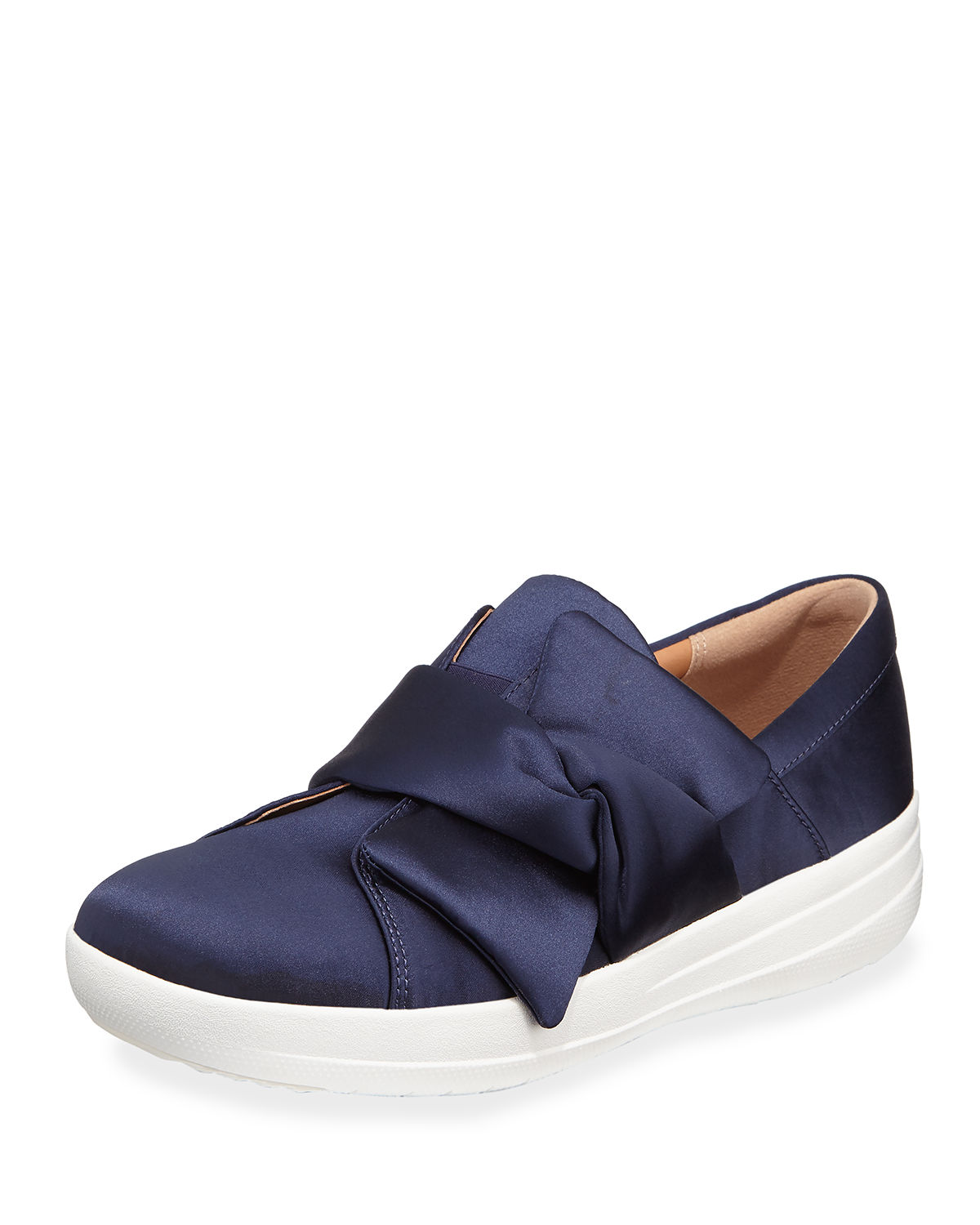 F-Sporty II Bowy Satin Sneakers