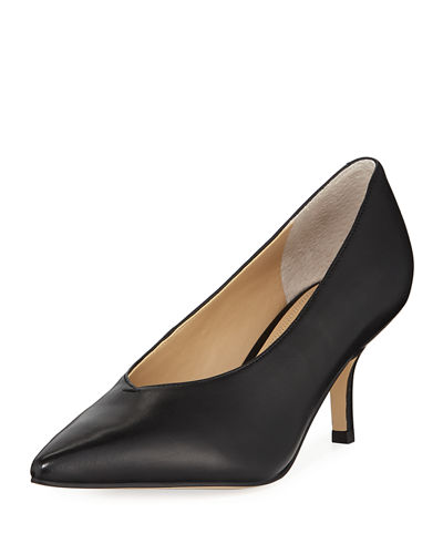 Dallon Kitten Heel Pumps