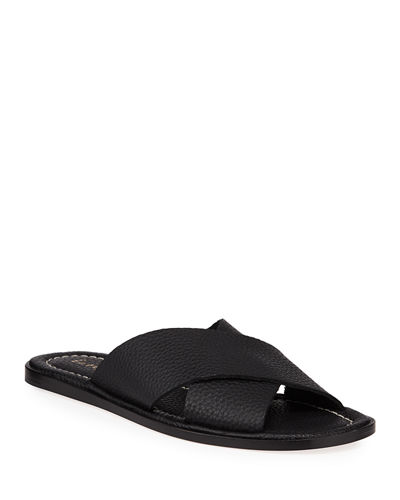 Keen Flat Crisscross Slide Sandals