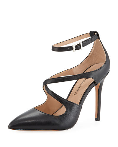 Pratt Strappy Pumps