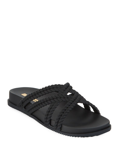 x Salinas Cosmic PVC Slide Sandals