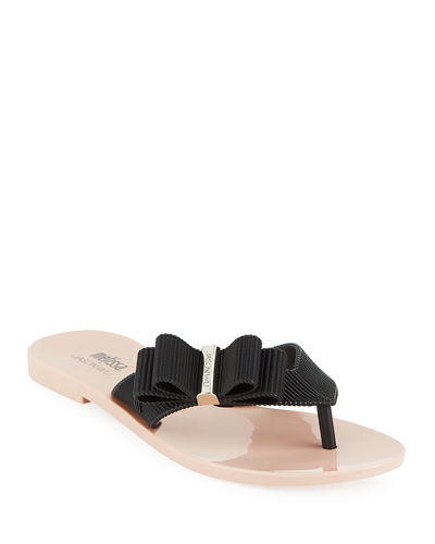 x Jason Wu Girl Bow Sandals