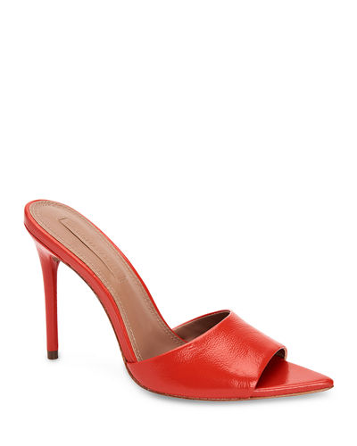Dana Stiletto Slide Mules