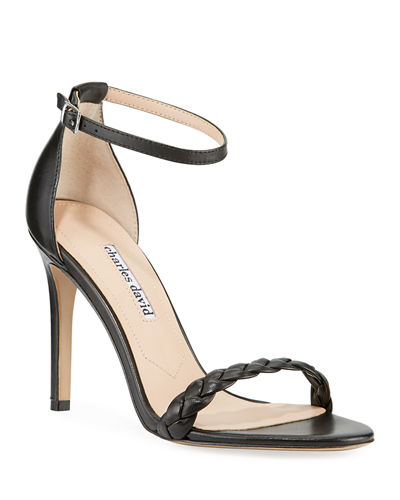 Camomille Braided-Strap Sandals