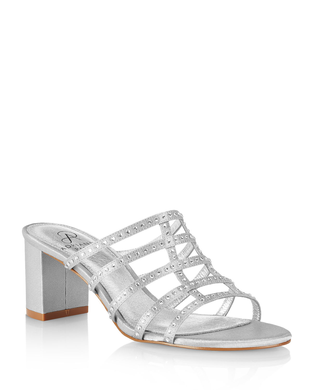 Adrianna Papell Sandals APOLLO STUDDED CAGE SANDALS