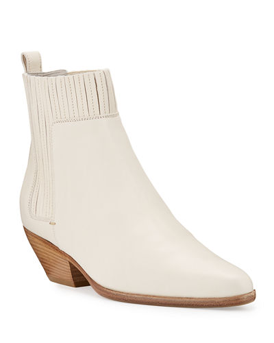 Eckland Ankle Pleated Booties