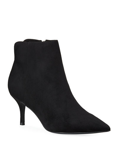 Albuquerque Microsuede Ankle Booties