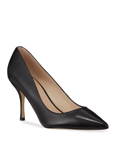 Carter Classic Leather Pumps