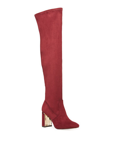 Aliana Over-the-Knee Boots