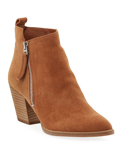 Rami Side-Zip Booties