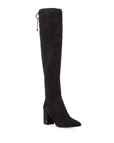 Hanover Over-the-Knee Boots