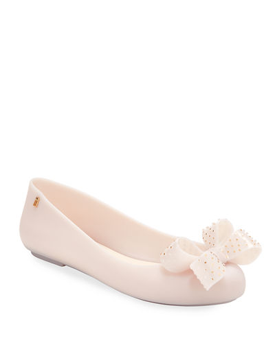 Melissa Shoes Space Love Me Ballet Flats