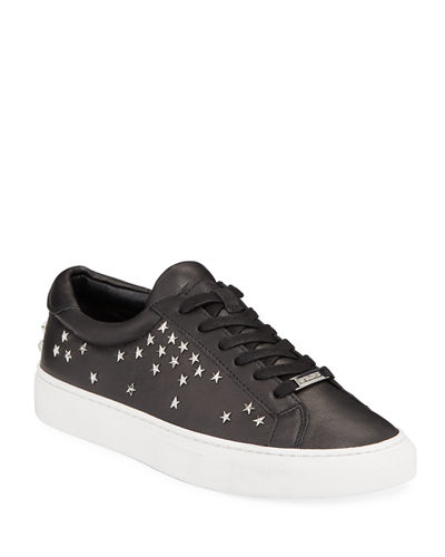 Liberty Star Studded Low-Top Sneakers