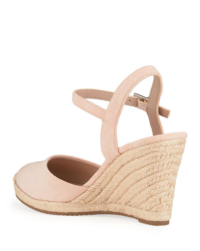 Sly Suede Wedge Espadrilles