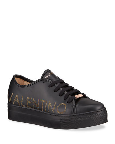Dalia Logo Low-Top Sneakers
