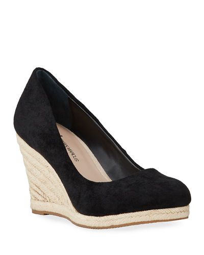 Succeed Microsuede Espadrilles