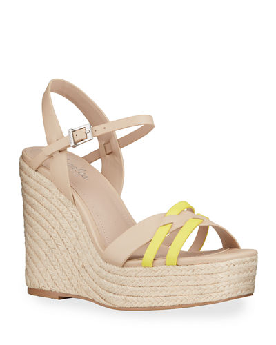Charles by Charles David Dulce Strappy Wedge Espadrilles