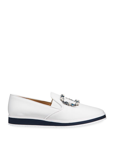 Kalana Jewel Slip-On Sneakers
