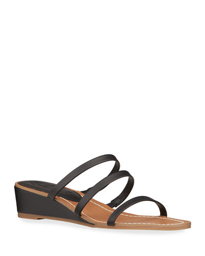 Moxie Demi-Wedge Sandals