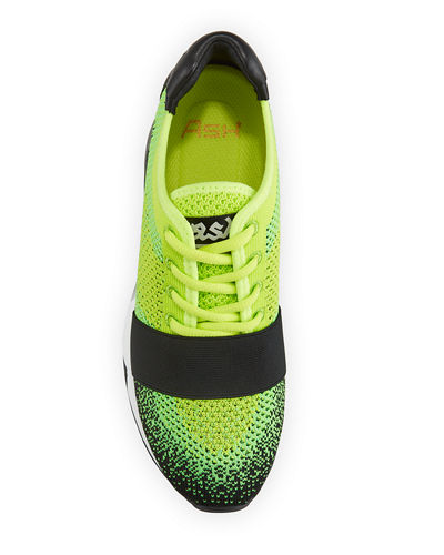 Mesh Athletic Sneakers