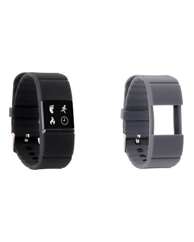 Pulse Activity Tracker w/ Interchangeable Straps
