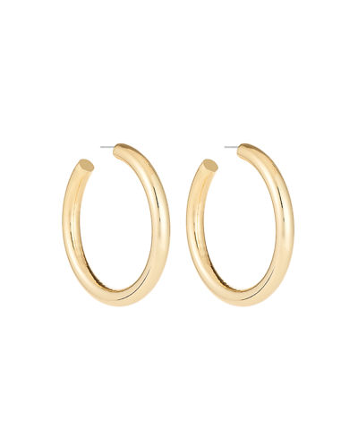 C-Hoop Earrings  40mm
