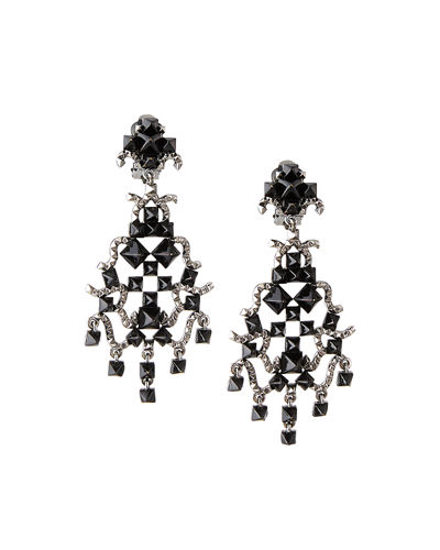 Rockstud Chandelier Earrings