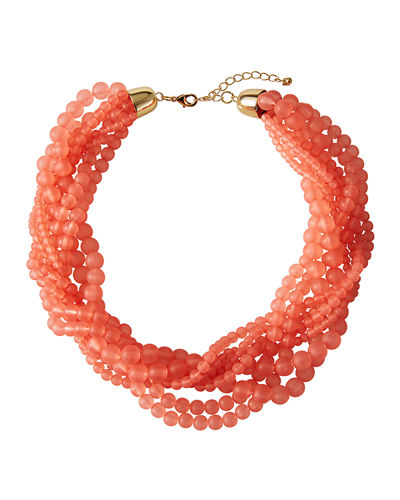 Bead Braid Necklace