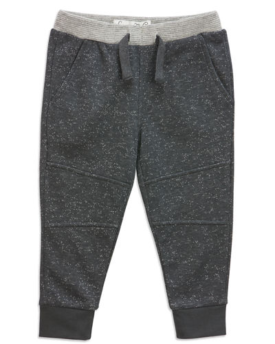Aidan Drawstring Speckled Joggers, Size 12-24